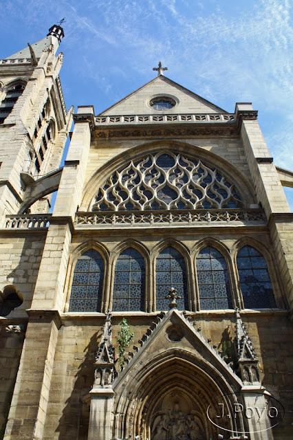 Iglesia de St Severin Paris