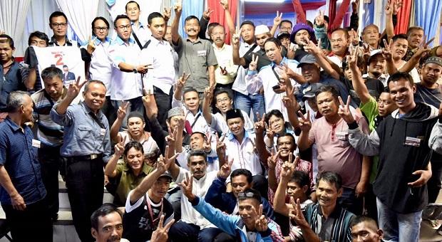 Kang Anton Didaulat Jadi Pembina Dewan Pembina Paguyuban Pengemudi