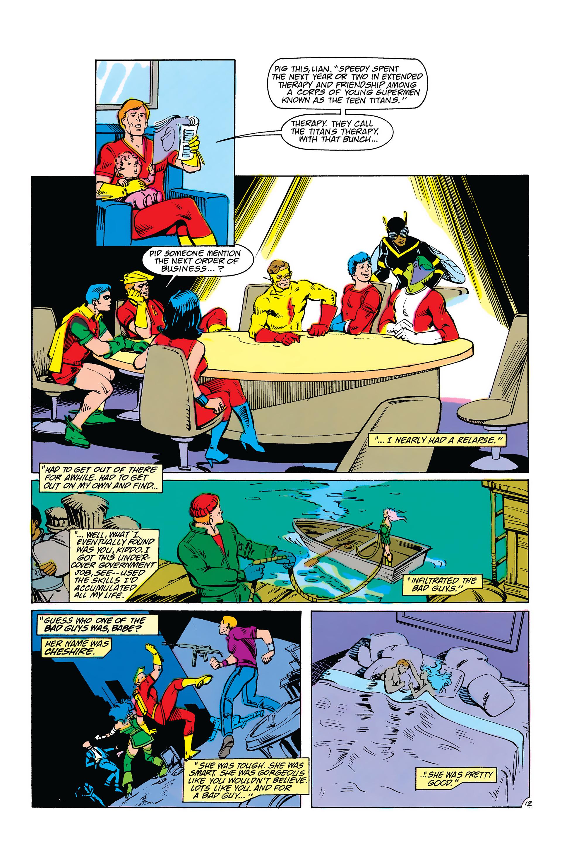 Read online Secret Origins (1986) comic -  Issue #38 - 35