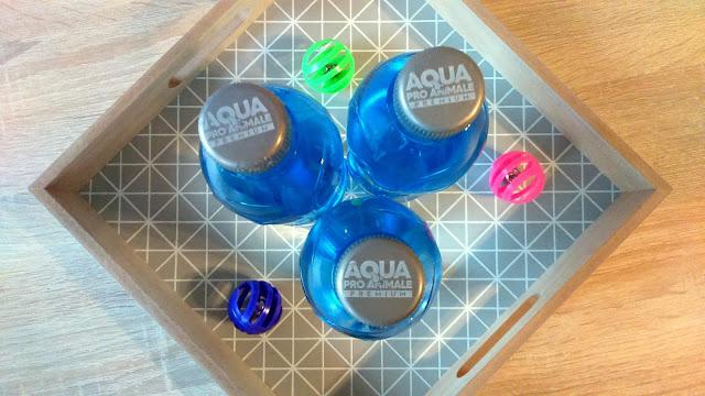 aqua pro animale woda dla kota z tauryną i kocimiętką