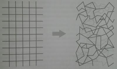 Red de Espines de la Gravedad Cuantica de Bucles