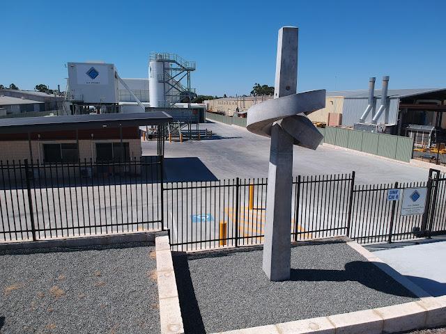 Drone Scan of a precast concrete sculpture - Image 1