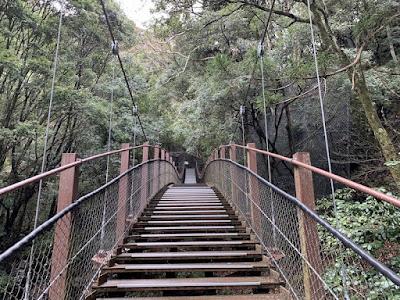 河津踊子滝見橋
