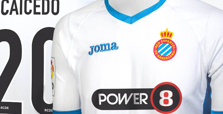 The new Espanyol 15-16 Third Kit will be debuted in the Copa del Rey match  against Levante on December 3 due to a potential kit clash. 1d58f0201