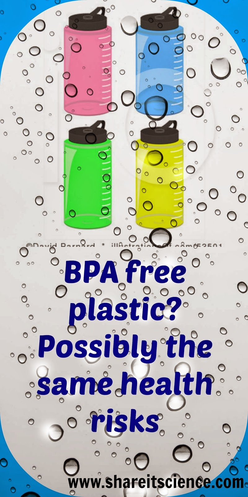 bpa plastic Bisphenol a (known as bpa) is a carbon-based, synthetic compound that is ubiquitous in modern-day life it's used in everything from shatter-resistant plastic water bottles and food storage containers to cash register receipts and canned food and drink liners.
