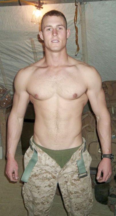 Nude Army Guys 52