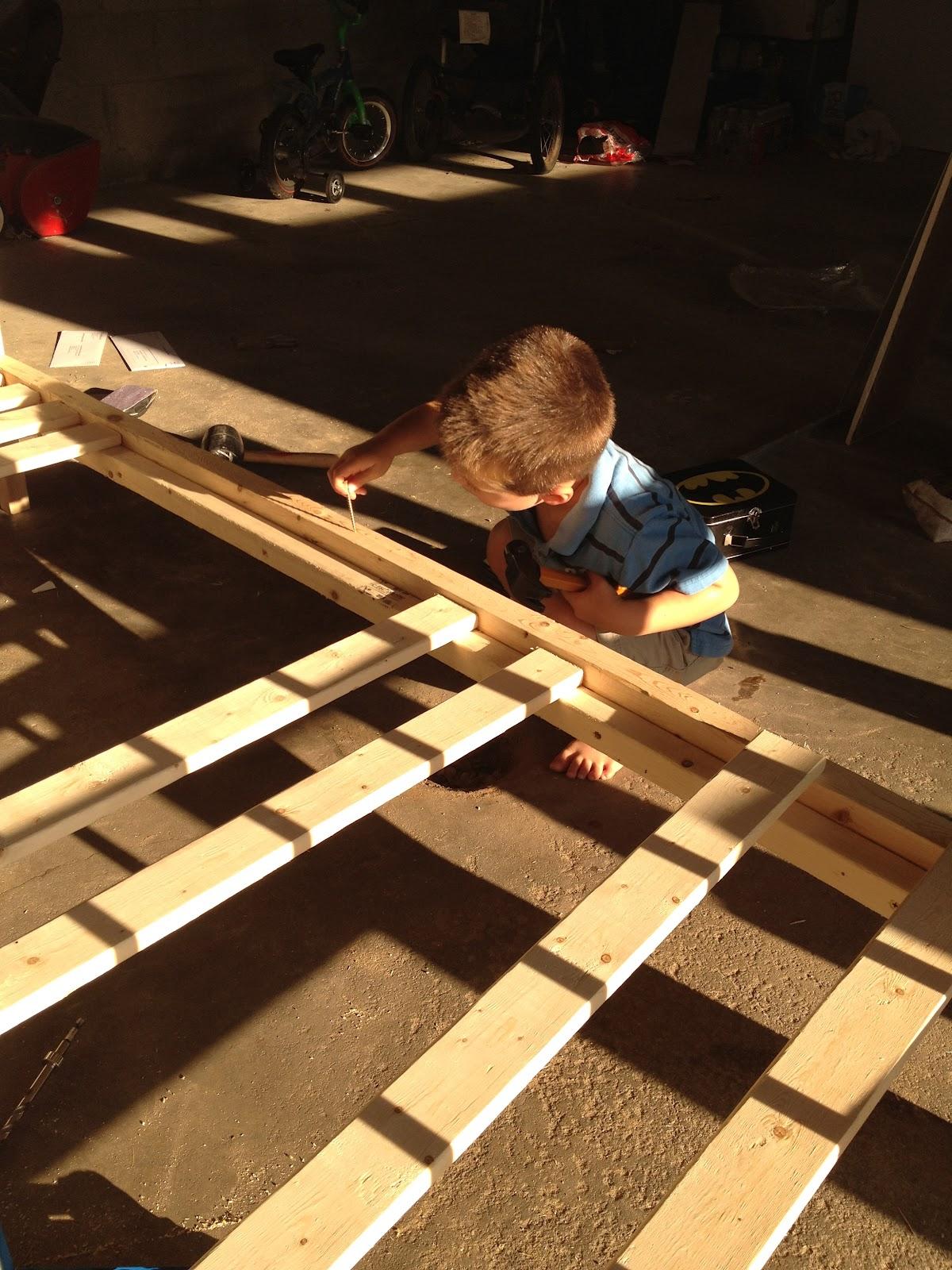 Diy Inspiration Daybeds: DIY Blog: Building A West Elm
