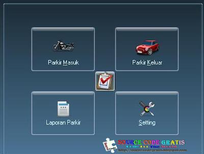Download Gratis Source Code Sistem Parkir Menggunakan Delphi