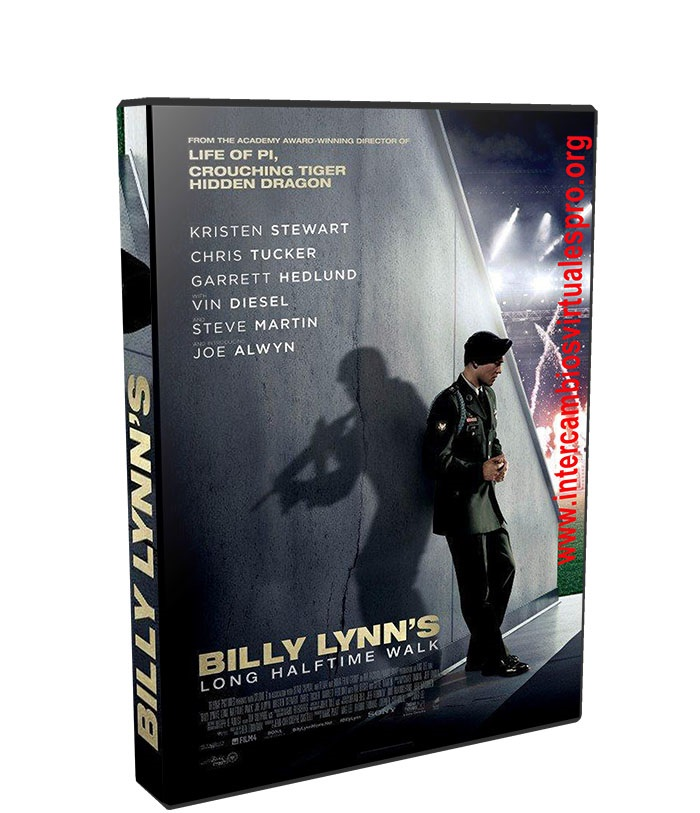 Billy Lynn: Honor y sentimiento poster box cover