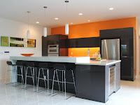 Modern Kitchen Colors and Their Implementation