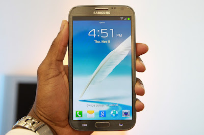 Samsung Galaxy Note 2 N7100 Android 5 1 1 Lollipop