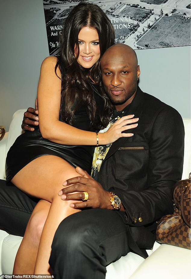 Khloe Kardashian's ex Lamar Odom reveals she had 'unconditional love' for him after overdose