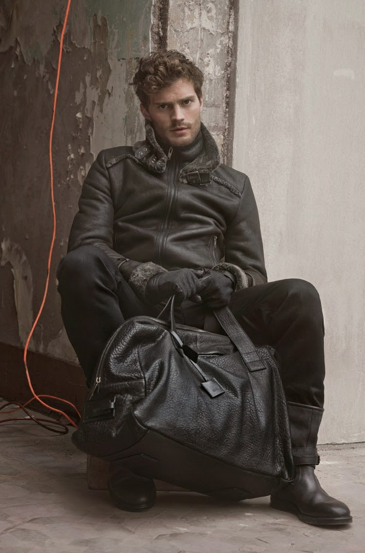 Populaires Fifty Shades Updates: PHOTOS: Jamie Dornan for Hugo Boss SY36