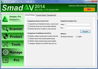 SmadAV Pro 2014 Full Keygen