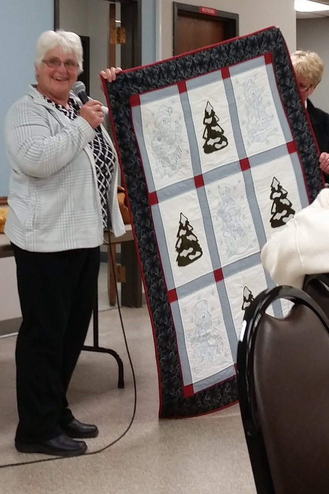 Country Quilters May Shar Jorgenson Quilting From The