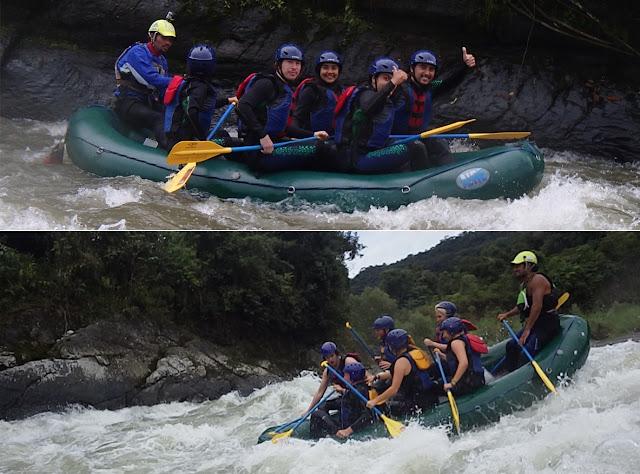 Rafting Ecuador – Rafting en Tena Río Jatunyacu