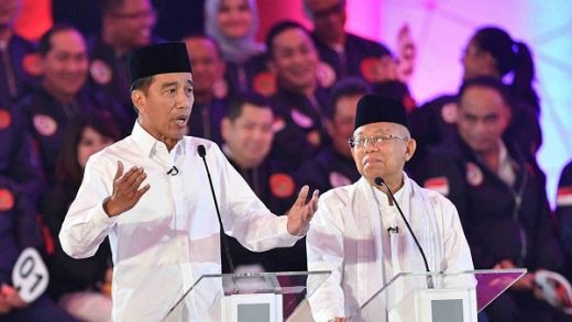 Biaya Kampanye Jokowi Pakai Hasil Lahan Prabowo