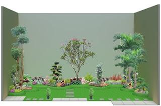 Desain Taman Surabaya - tukngtamansurabaya 74