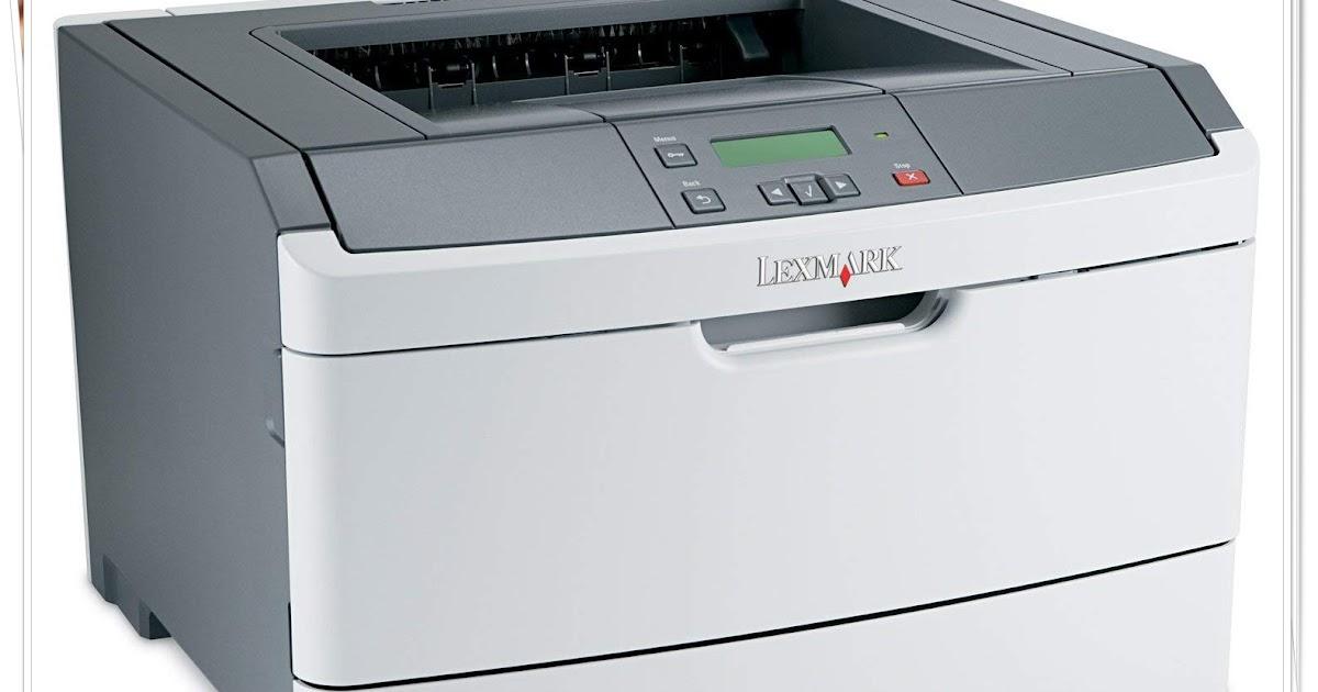 تنزيل تعريف وتثبيت طابعة Lexmark E460dn برامج التشغيل ...