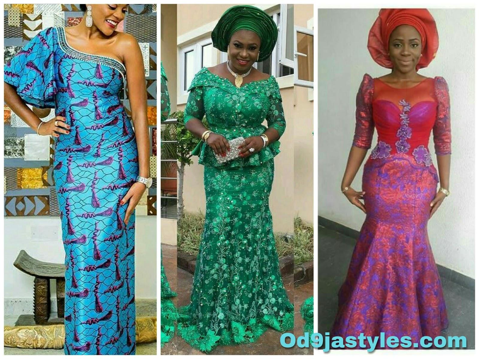 2017 05 aso ebi fashion styles nigeria wedding event fashion - Videos Of Latest Asoebi And Ankara Styles 2017