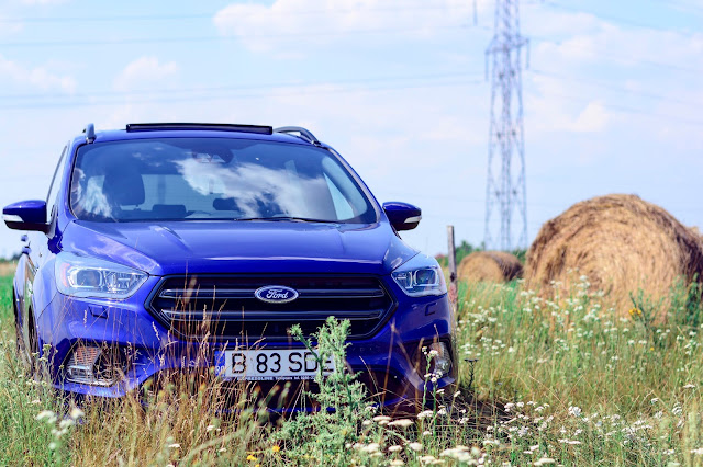 Ford Kuga (2017) - drive test & review foto-video