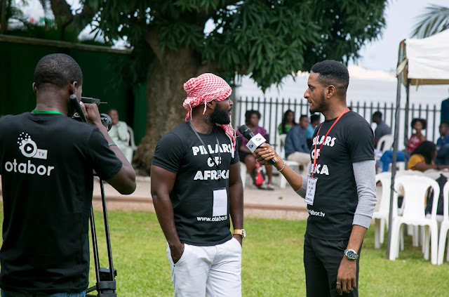 Otabor TV and Heat Factory ICI Production concludes Lagos audition. Moves location to Abuja