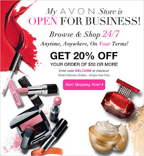Shop Avon Online Now