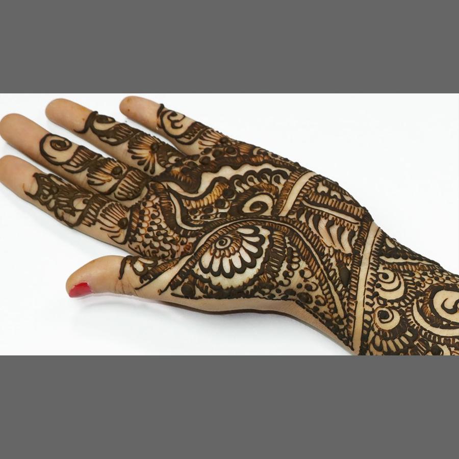 . Arabic Mehndi Designs Gallery