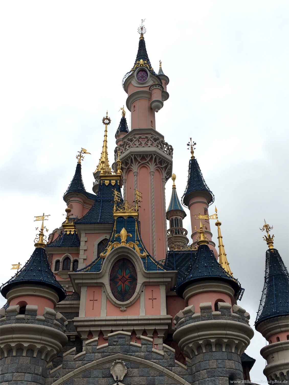 Disneyland Paris - Sleeping Beauty Castle - Dornröschenschloss