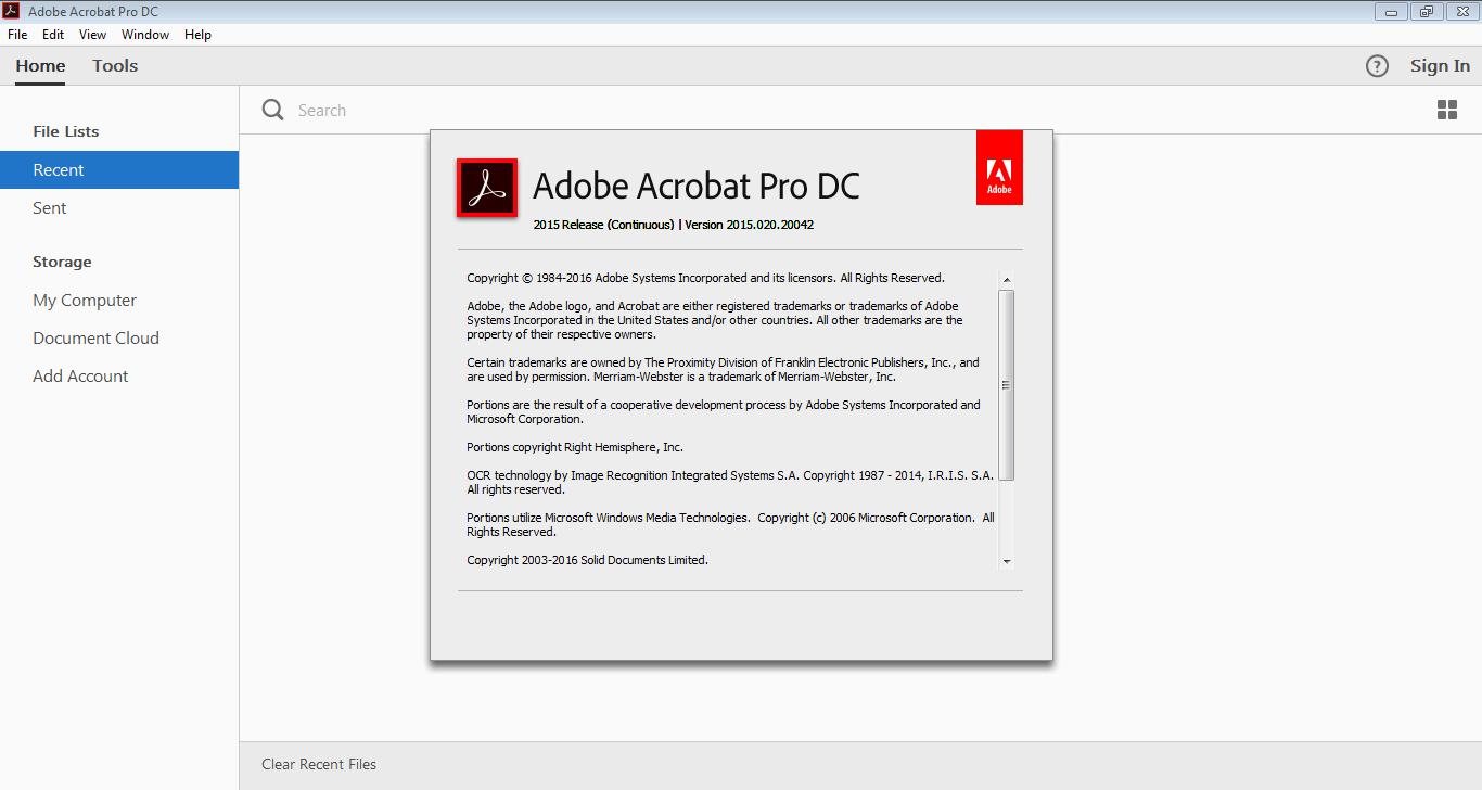 adobe acrobat dc trial download