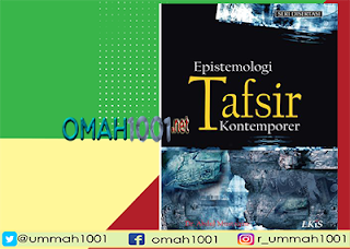 E-Book: Epistemologi Tafsir Kontemporer