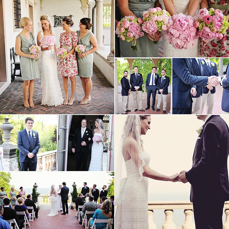 Vintage Wedding Dresses Milwaukee: Villa Terrace Wedding {Milwaukee Wedding