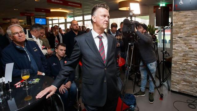 Louis van Gaal : Saya Ingin Mengalahkah Manchester United