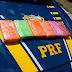 PRF apreende cocaína e recupera veículo roubado em Canindé