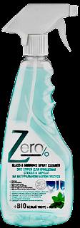 Zero čistič na skla a zrcadla