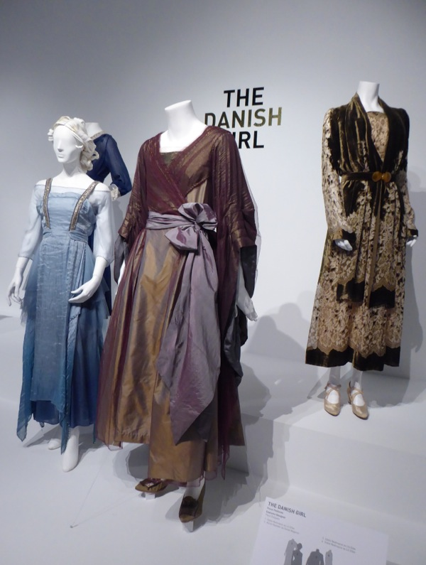 Danish Girl film costumes