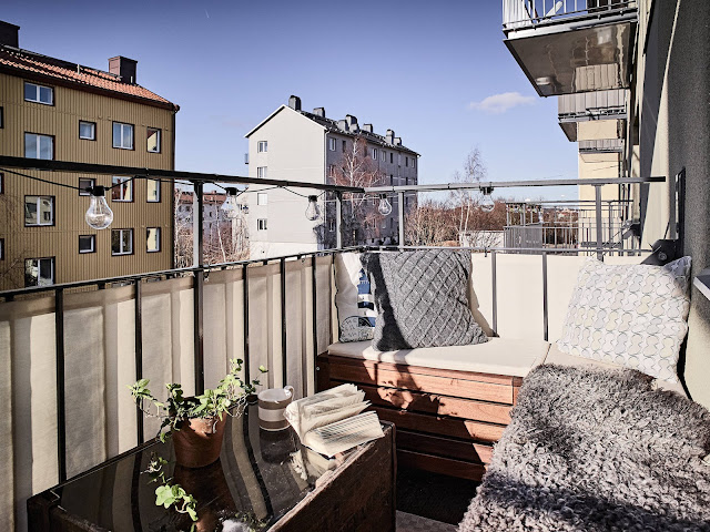 jak urządzić balkon? jak urządzić mały balkon?