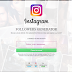 Evogame.net/followers, Cara menambah Followers instagram dengan evogame/net followers