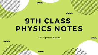 All Chapters Chemistry Notes For Class 9 PDF [ Urdu Medium ] | Al
