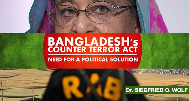 FEATURED | Bangladesh's Counter-Terror Act : Need for a Political Solution