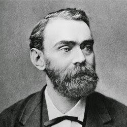 Alfred Nobel (1833-1896), Científicos famosos