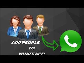 Cara Mudah Menambahkan Teman Di Whatsapp Tanpa Ribet