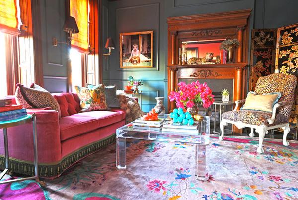 Belle Maison: Home Tour :: Vintage Chicago Remodel