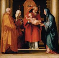 La Presentación de Jesús en el Templo y la Purificación de María