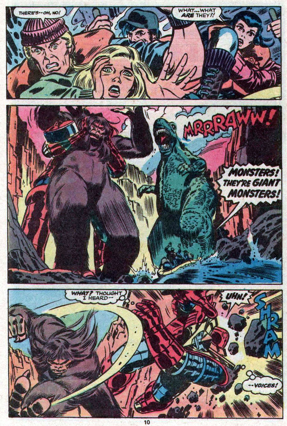 Godzilla (1977) Issue #11 #11 - English 7