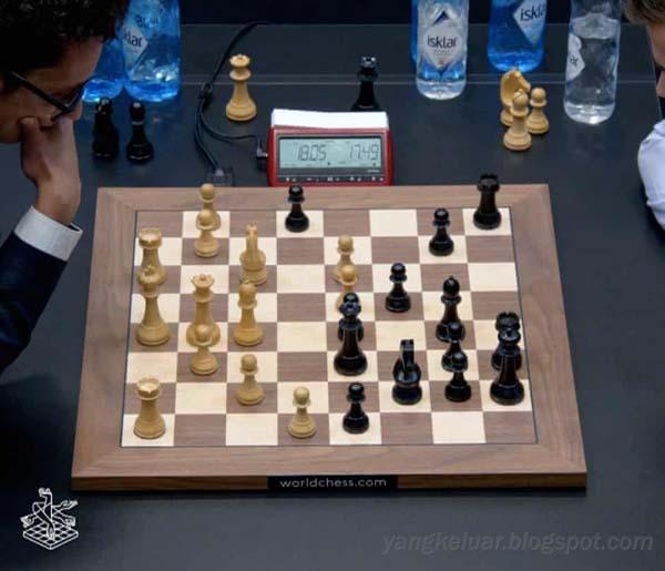 rapid chess magnus carlsen 2018