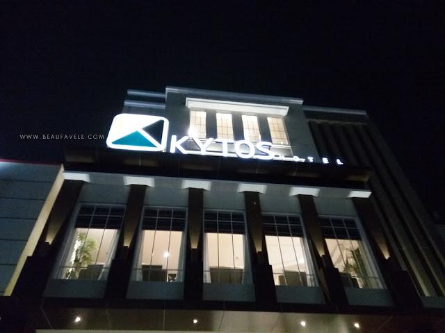Bangunan Kytos Hotel