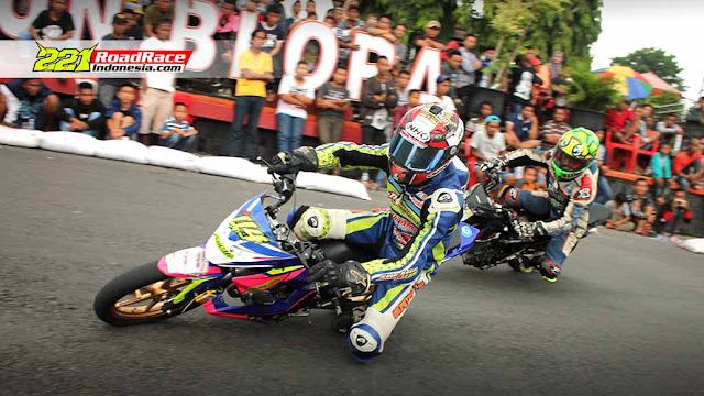 Road Race Blora 2018: JATIM Bahaya JATENG Digdaya, Cerita Aksi Dalam Galery