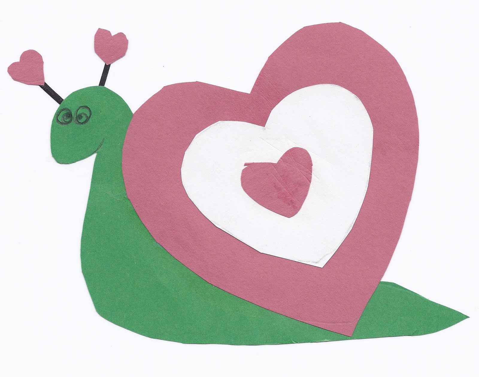 Valentine Animal Crafts