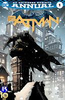 DC Renascimento: Batman - Anual #1